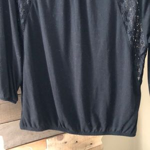 American Eagle Outfitters Tops - Black American Eagle blouse